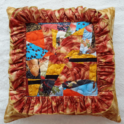 Patchwork - Courbes